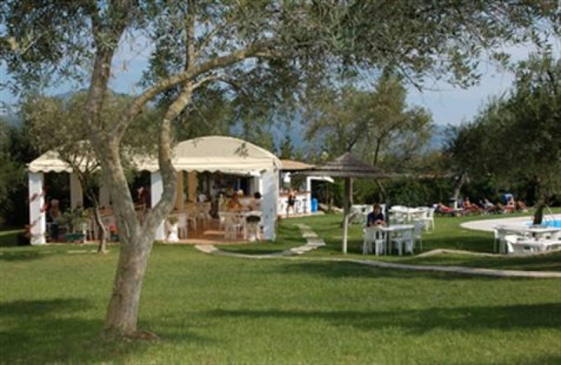 Appartementen Saint Nicolas - Gouvia - Corfu